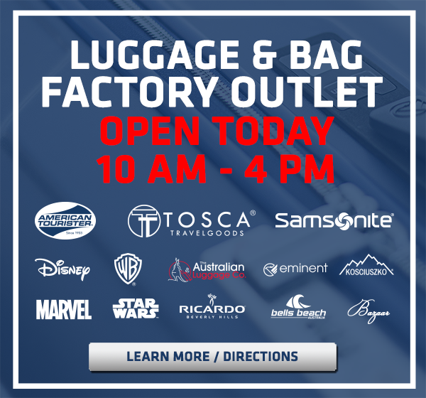 Luggage Factory Outlet